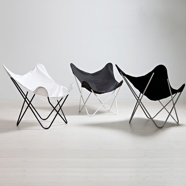 Varax Butterfly chair seating part